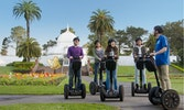 Segway guided tours in Golden Gate Park with the Official Authorized Tour Company