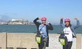 Choose from three VIP Segway and E-scooter tours with exclusive routes. For 2 to 10 guests