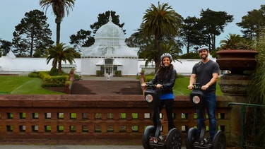 GG Park Private VIP Segway Tour