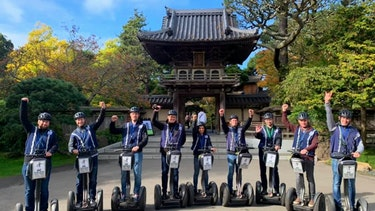 GG Park Segway Group Tour